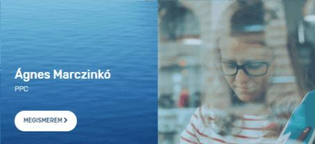 A LEGJELLEMZŐBB SZABADÚSZÓ: AZ ONLINE MARKETINGES – Marczinkó Ágnes
